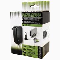 Batterijen - opladers - netvoedingen