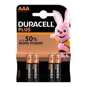 batterij alkaline plus power AAA 4st.