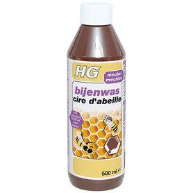 bijenwas bruin 500ml