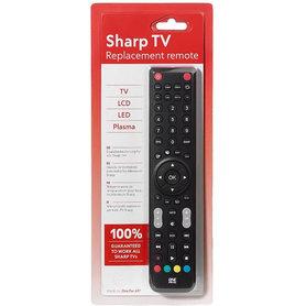 Sharp TV afstandsbediening universeel