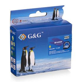 cartridge Brother geel 11,4ml