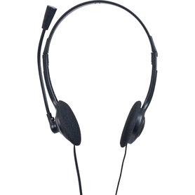 stereo headset + microfoon