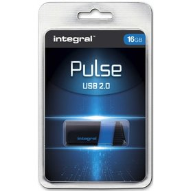 USB 2.0 memory pen 16GB blauw