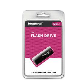 USB 2.0 memory pen 128Gb Black