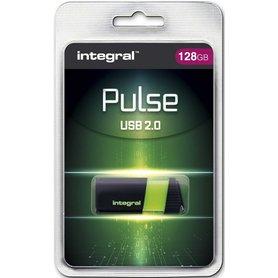 USB 2.0 memory pen 128GB groen