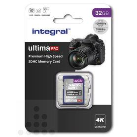 Secure Digital kaart 32GB SDHC - V30