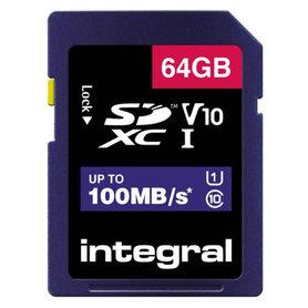 Secure Digital kaart 64GB SDXC - V10