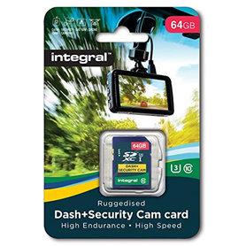 SDXC Dash+Security-cam    64GB
