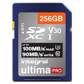 Secure Digital kaart 256GB SDXC - V30
