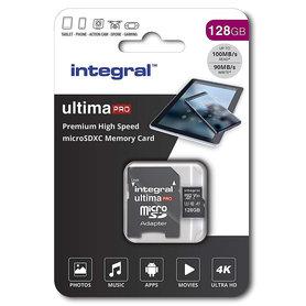 Secure Digital kaart 128Gb Micro SDXC - V30