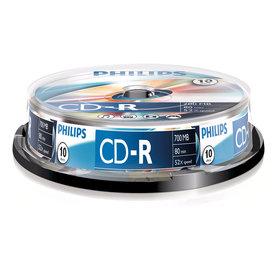 CD-R 700MB 52xspeed spindle 10 stuks