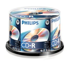 CD-R 700MB 52xspeed spindle 50 stuks