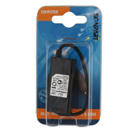 aansluitkabel MHL HDMI(F) - micro USB(M) 11p