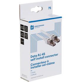 self install CAT6A RJ45 connector 2 stuks