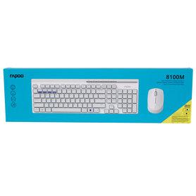 draadloze muis en toetsenbord