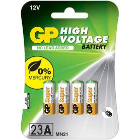 batterij alkaline 4 stuks