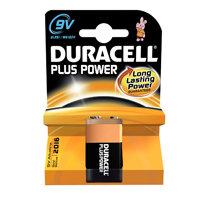 batterij alkaline plus power 9V A1
