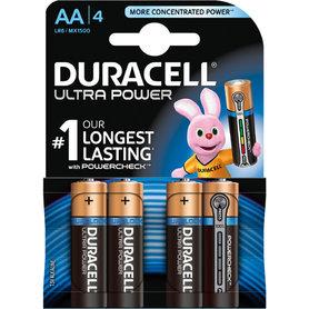 batterij alkaline ultra power AA A4
