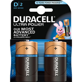 batterij alkaline ultra power D A2