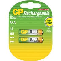 oplaadbare batterij NiMH AAA A2 1000mAh