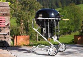 Rösle No 1. F50 Houtskoolbarbecue