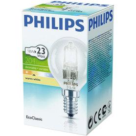 halogeenlamp E14 18W 204Lm kogel