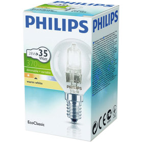 halogeenlamp E14 28W 370Lm kogel