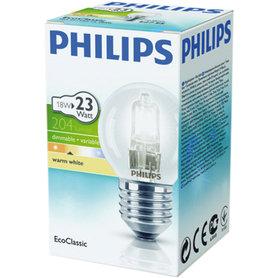 halogeenlamp E27 18W 204Lm kogel