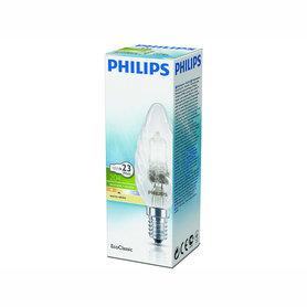halogeenlamp E14 18W 204Lm kaars gedraaid