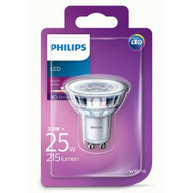 LED lamp GU10 3,1W 215Lm reflector