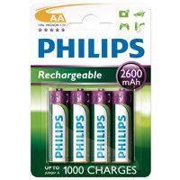 oplaadbare batterij NiMH AA A4 2600mAh