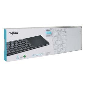 draadloos toetsenbord Bluetooth 3.0 touchpad wit