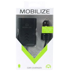 autolader front en back seat 3x USB 12V 8.4A