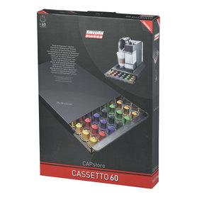 CAPstore capsule cassette Nespresso