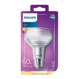 LED lamp R80 E27 4W 345Lm reflector