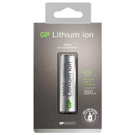 oplaadbare batterij Li-Ion 3,7V 2600mAh