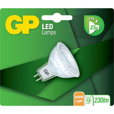 LED lamp GU5.3 3,7W 230Lm reflector
