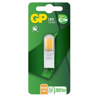 LED capsule G9 2,8W 300Lm dimbaar