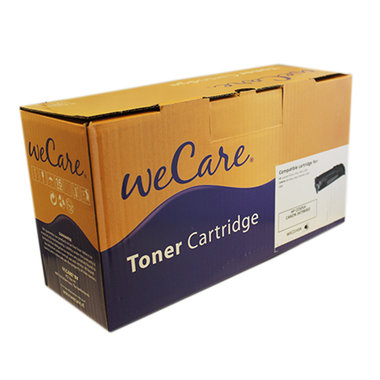 HP tonercartridge rood