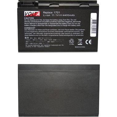 laptop accu Acer 4400 mAh