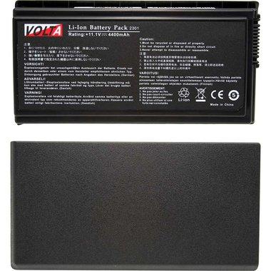 laptop accu Asus 4400 mAh