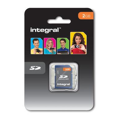 Secure Digital kaart 2Gb SD - klasse 3