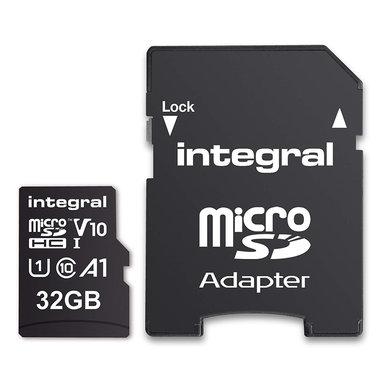 Secure Digital kaart 32Gb Micro SDHC - V10