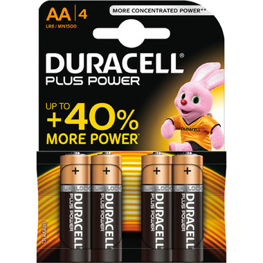 batterij alkaline plus power AA A4