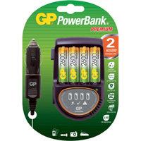 batterijlader +4AA 2700mAh