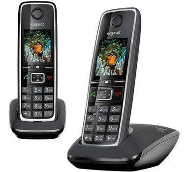 Gigaset draadloze telefoonset C530 DUO