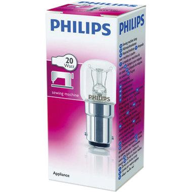 naaimachinelamp B15D 20W