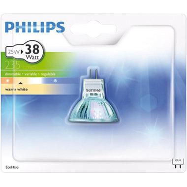 halogeenlamp GU4 25W 235Lm reflector - EcoHalo