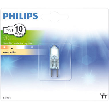 halogeenlamp G4 7W 90Lm capsule - EcoHalo