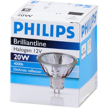 halogeenlamp GU5.3 20W 60°